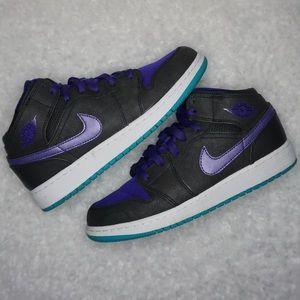 reputable site 8e849 a25f5 Women All Purple Jordans on Poshmark